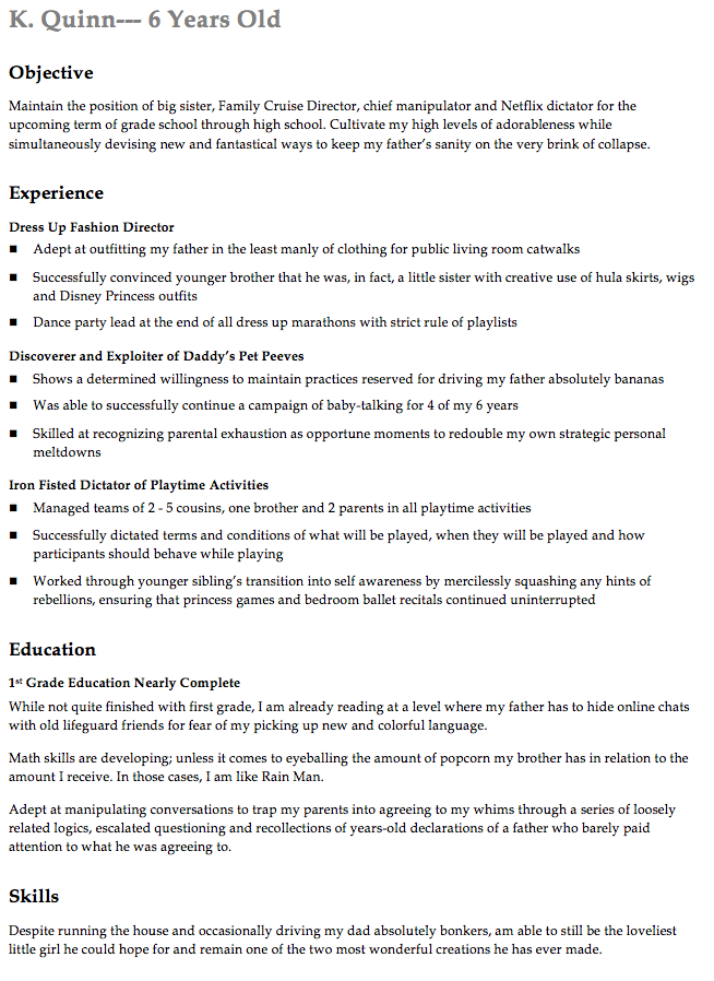 How Should A Resume Look What Your Resume Should Look Like This Is What A Good Resume Should Look Like Careercup What Your Resume Should Look Like