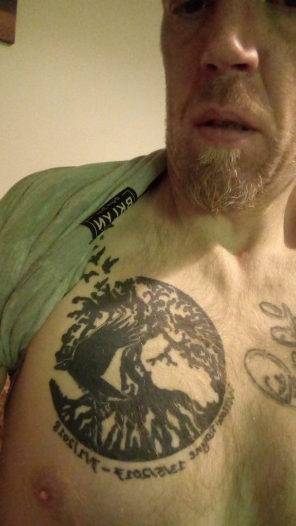 Tattooed Dads Check-In
